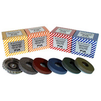 Alpha PVA Quick Change Polishing Pads 5 Pack