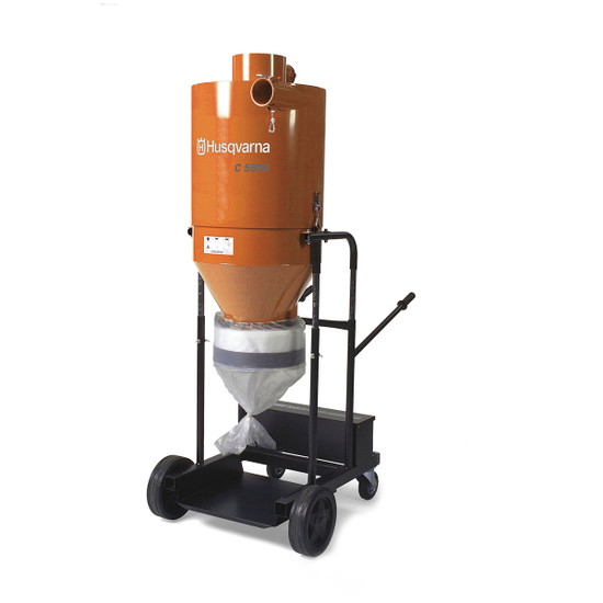 Husqvarna C5500 Industrial vacuum