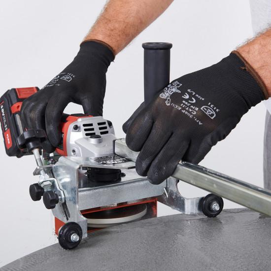 LTMOTOKOMPAS Raimondi Circular Shaping Tool edge polishing