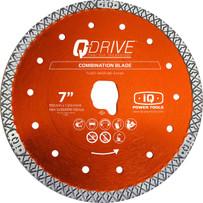 "iQ228 7"" Q-Drive Combination Blade"