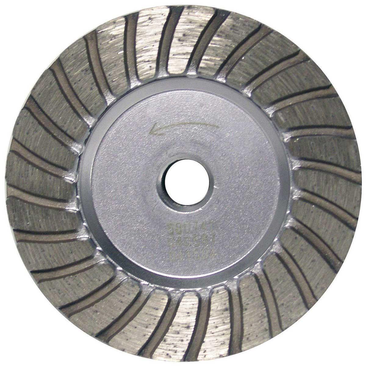 4 Quot Turbo Diamond Cup Wheel Contractors Direct