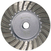 Diamond 4 inch Turbo Cup Wheel
