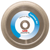 MK-275 6 inch Marble Diamond Profile Wheel