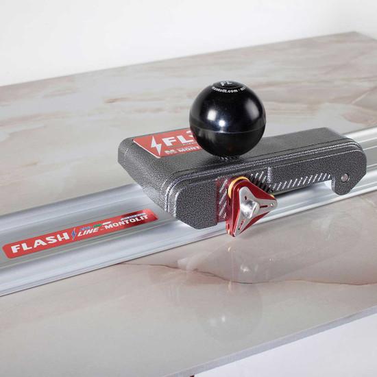 FL3 Montolit 3WD Cutting Guide with titanium scoring wheels