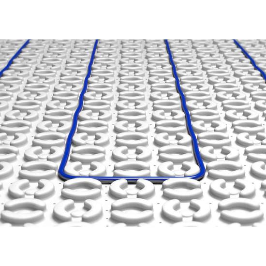 Laticrete Strats_Heat 120V Spliceless Wire Layout