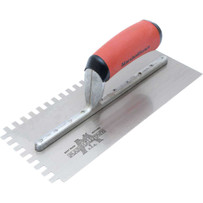 Marshalltown Square Notched Trowel