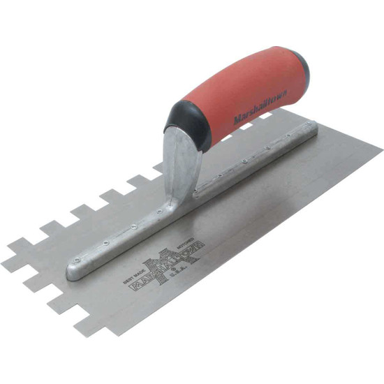 Marshalltown Large Square Notched Trowel