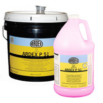 Ardex P-51 Primer improves adhesion of Ardex products