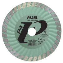 pearl sd 4in dry cutting turbo diamond blade