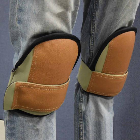 BT140 Leather Like Knee Pads