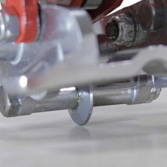 Tomecanic 118/3 wheel