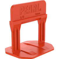 """Pearl Leveling System 1/8"""" Clips"""
