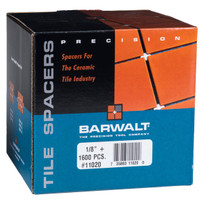 Barwalt Precision Tile Spacers Regular