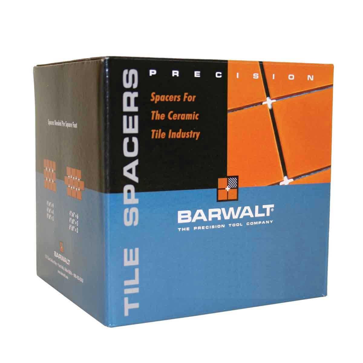 Barwalt Precision T Spacers Box