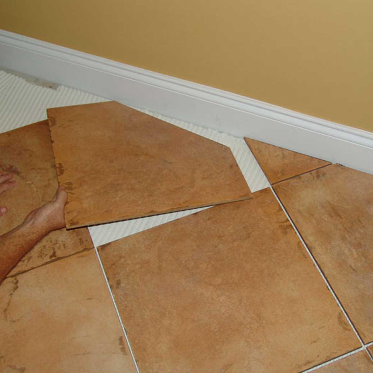 TileRight MeasureRIGHT Pro cut