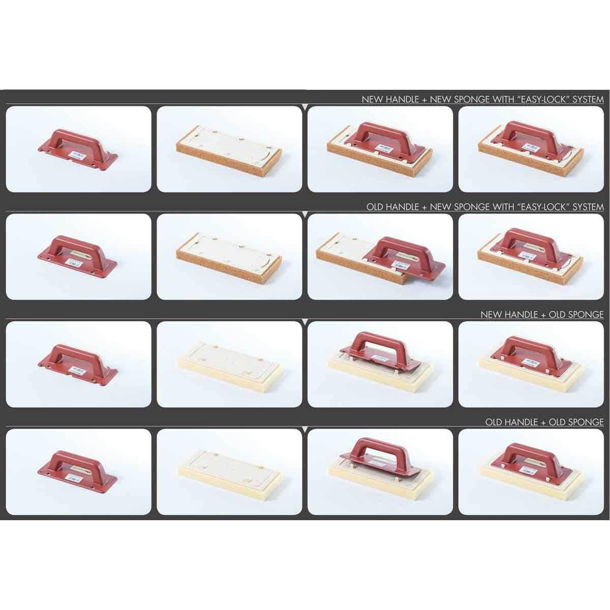 Sponges Raimondi WBSMART roller