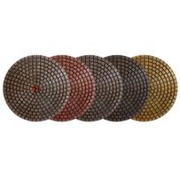 Alpha 4 inch Ceramica EX Wet Resin Polishing Pads