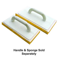 Grout Caddy Sponge Sizes