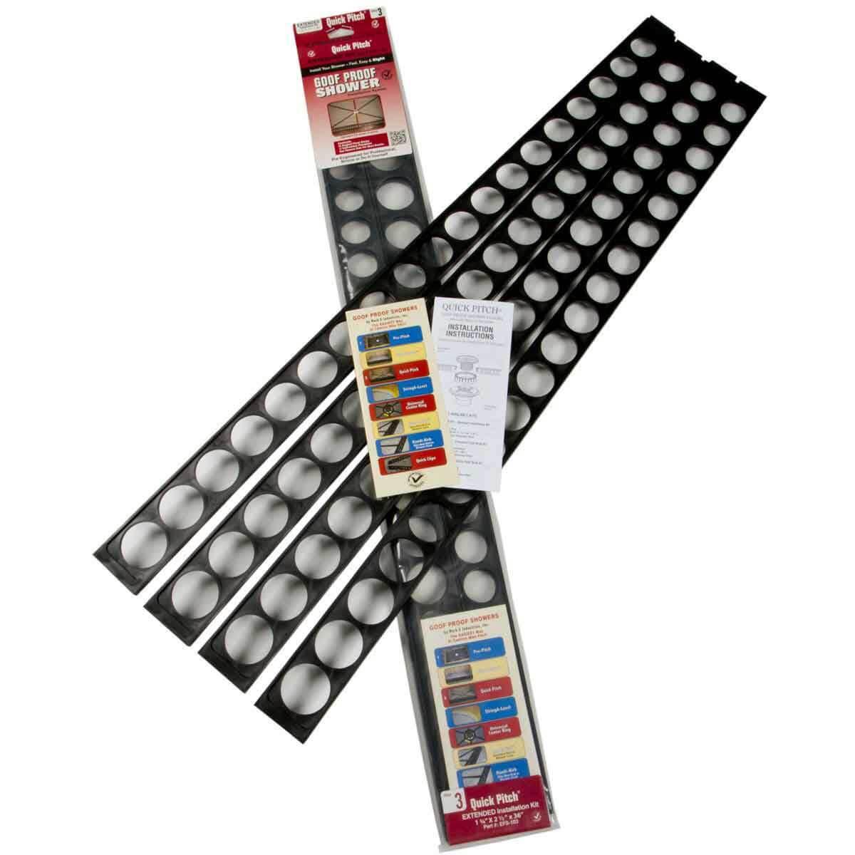 EFS-103 Extra Float Sticks Quick-Pitch Kit