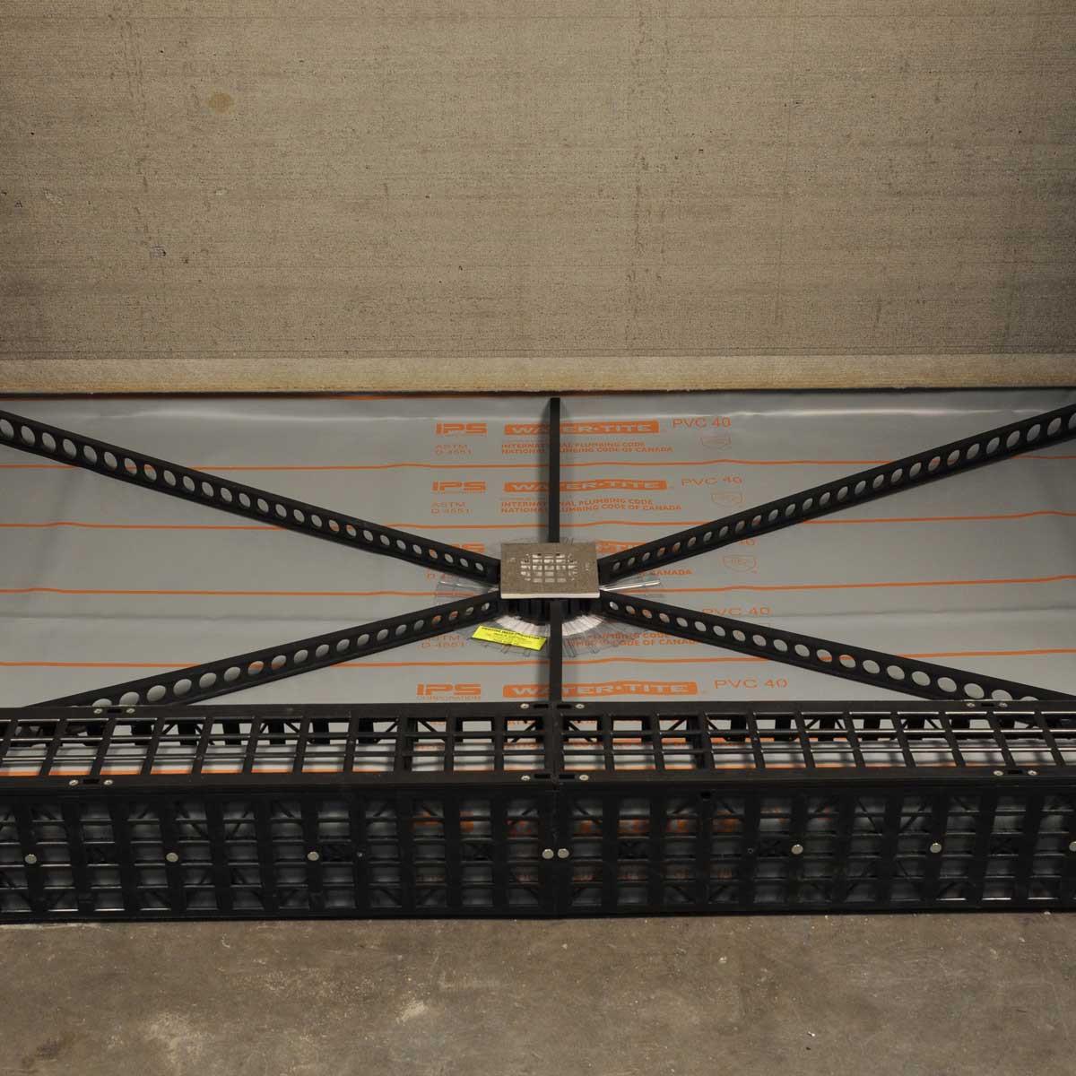 Floor Drainage Kit Mark E Industries