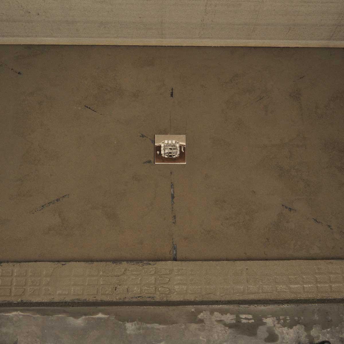 Mud Floor Shower Drainage Kit