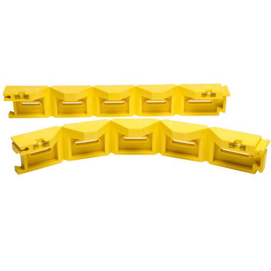 StringA-Level Yellow Flexible Sections