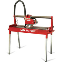 MK Diamond 212 Tile and Stone Rail Saw