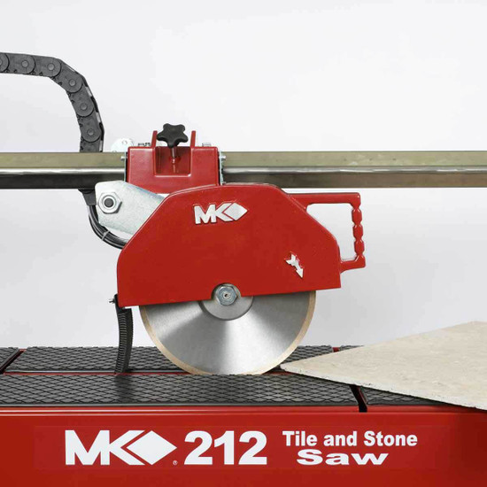 mk 212 wet saw work surface