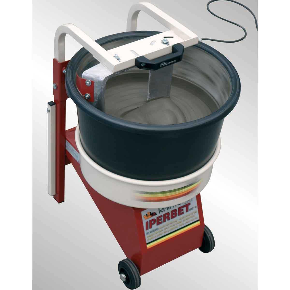 Raimondi Iperbet Job Site Power Mixer 2