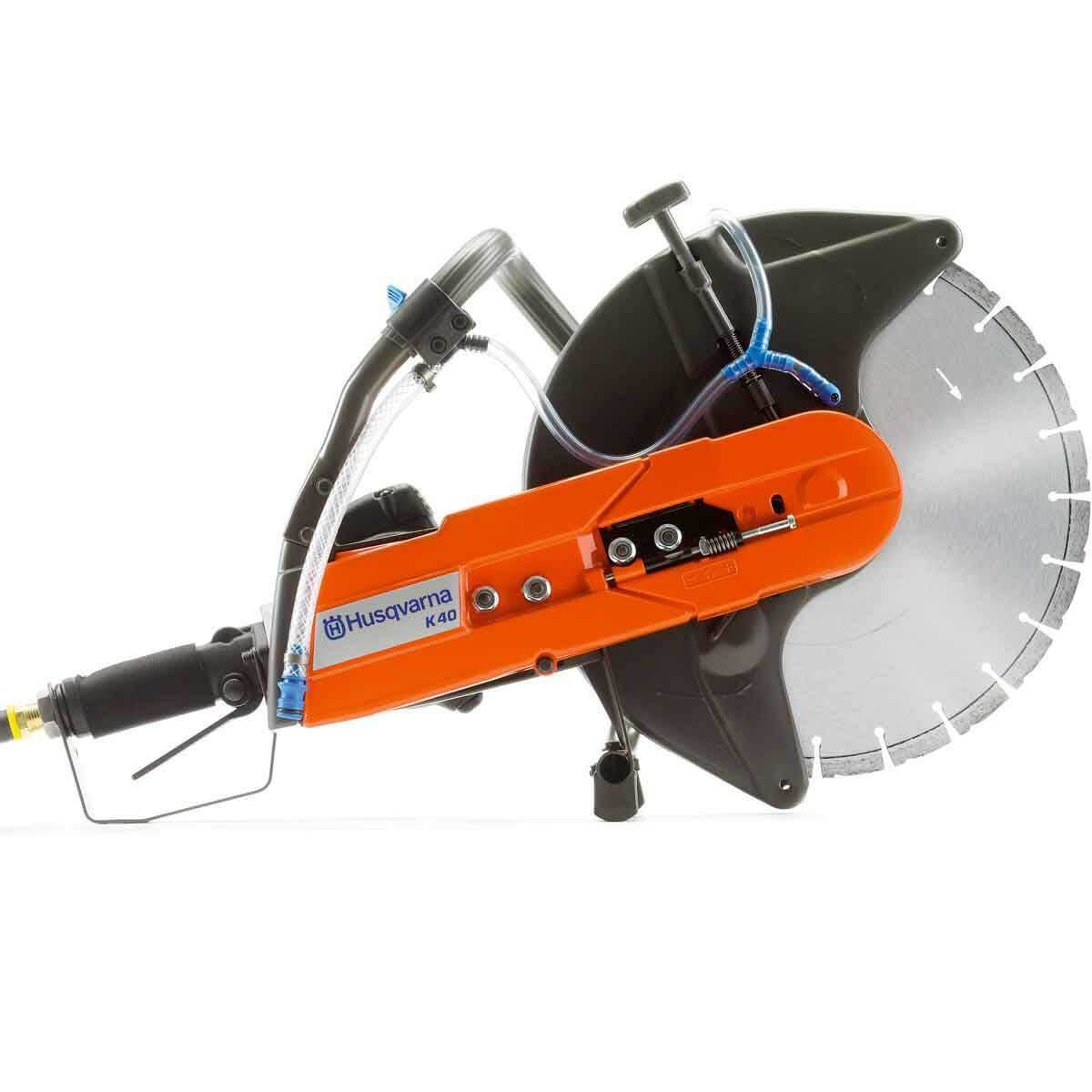 Husqvarna K40 Air Concrete Saw