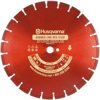 Husqvarna Banner Line Red 450BR Diamond Blade