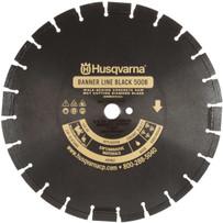Husqvarna Banner Line Black 500BR Asphalt Diamond Blade