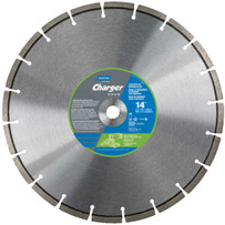 Norton Clipper 14 inch Charger Masonry Saw Blade