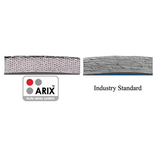 Diteq ARIX Diamond Blade Segment vs. Standard