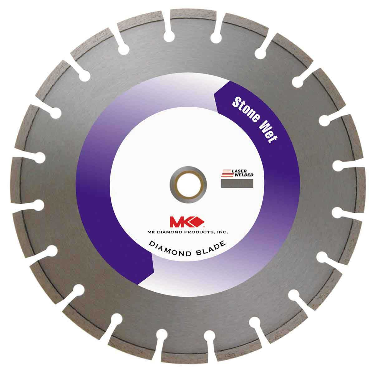 mk-62g granite segmented diamond blade