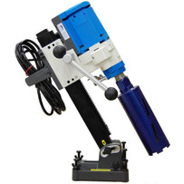 Diteq Blu-Drill TS-132 Core Drill DR0011 Vacuum Pump