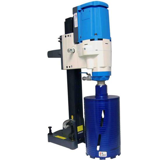 Blu-Drill TS-162 wet Core Drill