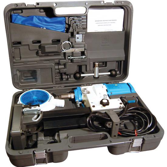 SHIBUYA BLU-DRILL core drill case
