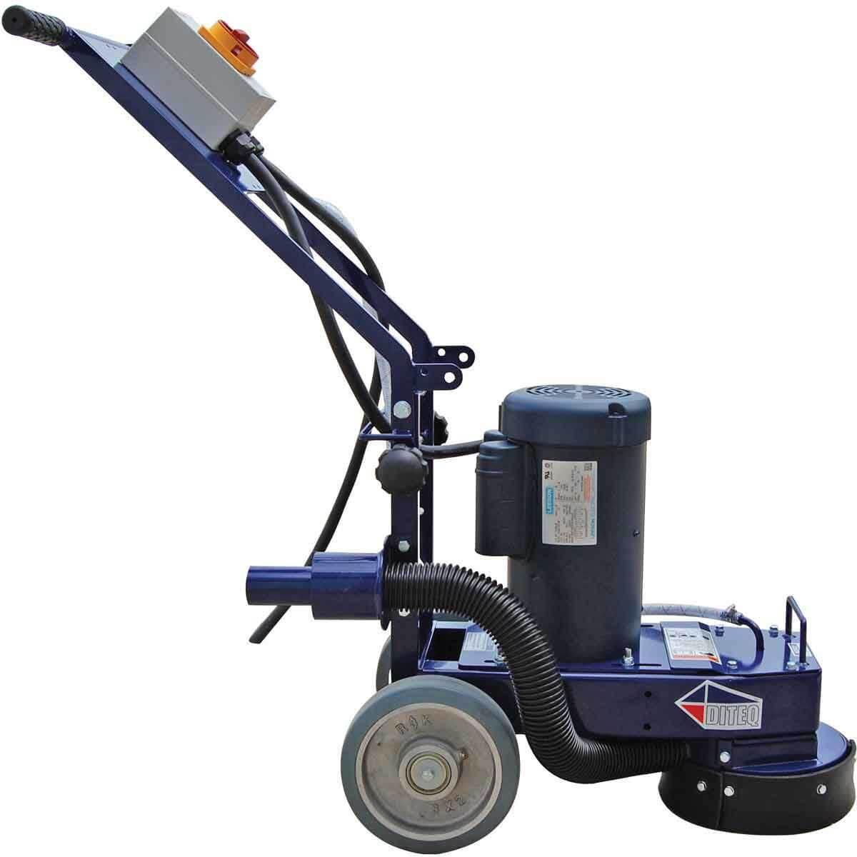 Diteq Teq-Edge Grinder vacuum