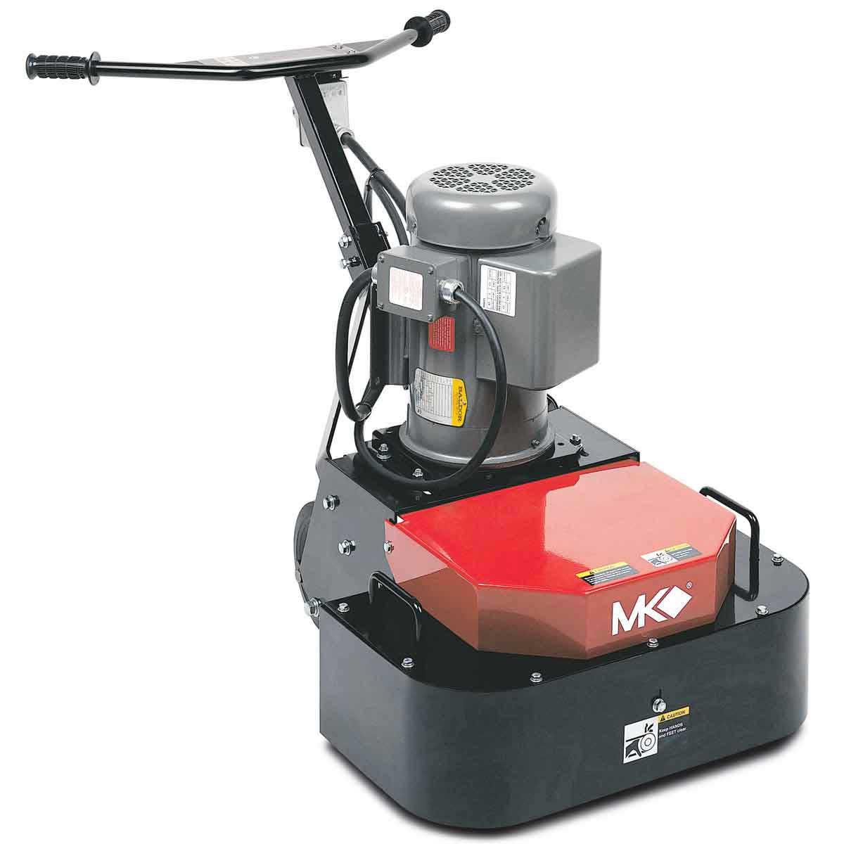 MK-DDG Double Disc Floor Grinder