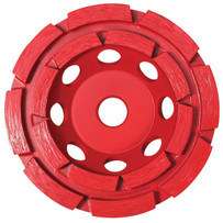 Pearl Abrasive P2 Pro V Double Row Cup Wheel