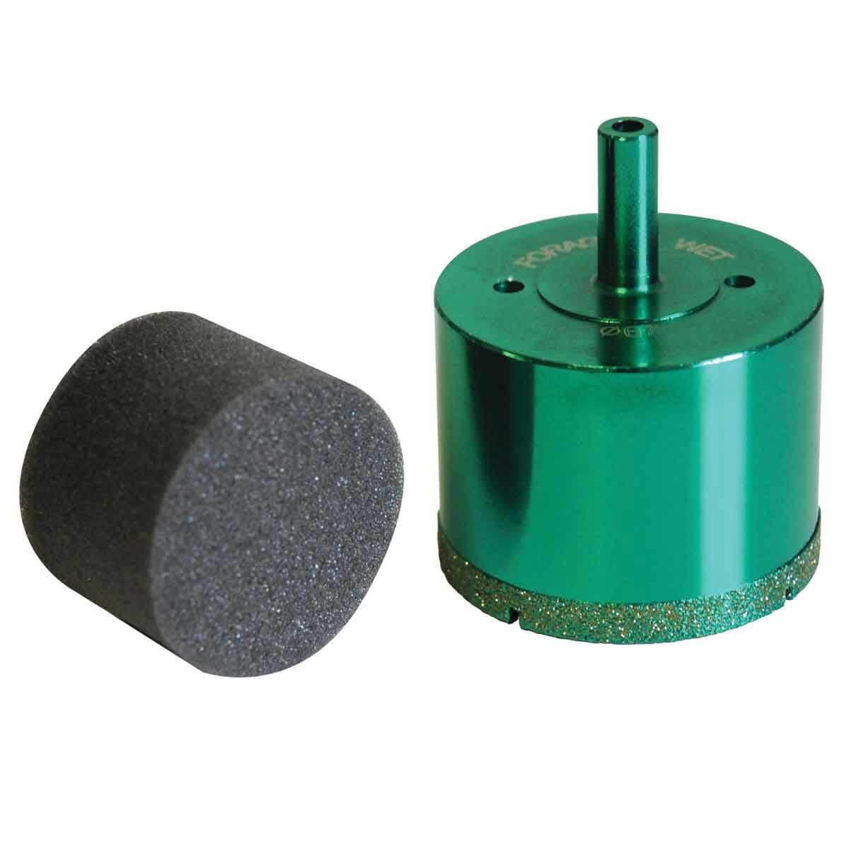 large diameter diamond drill bit