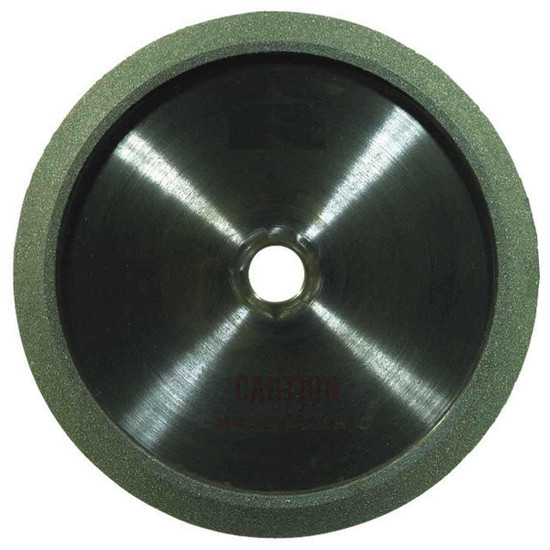 Husqvarna 6 inch Electroplated Marble Profile Wheels