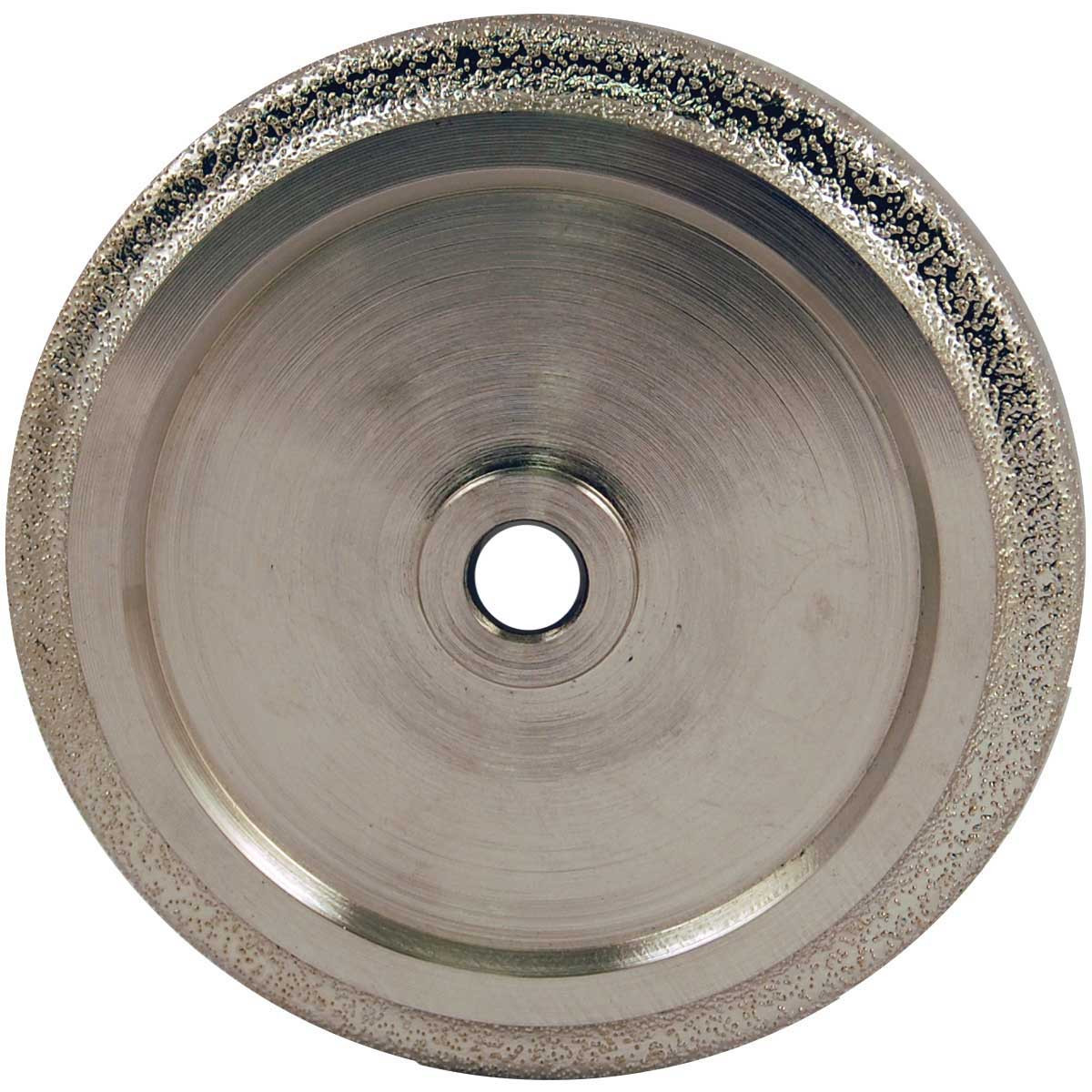 Diteq 6 inch Vacuum Brazed Profile Wheel