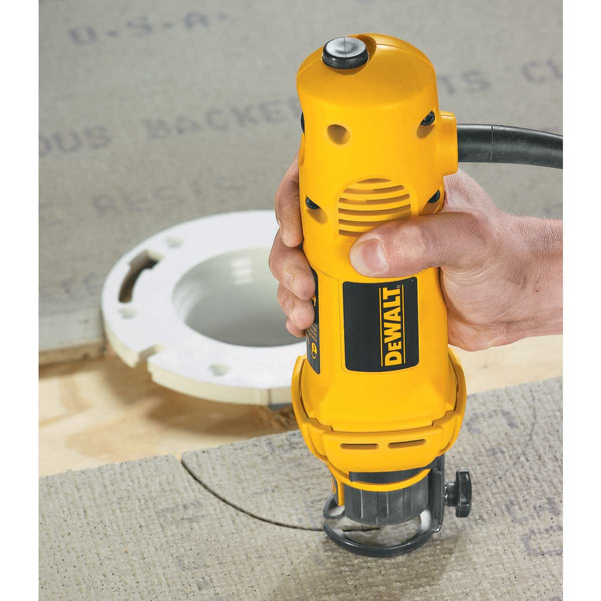 30,000 RPM DeWalt Cut Out Tool