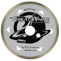 Great White Portable Tile Saw Blade