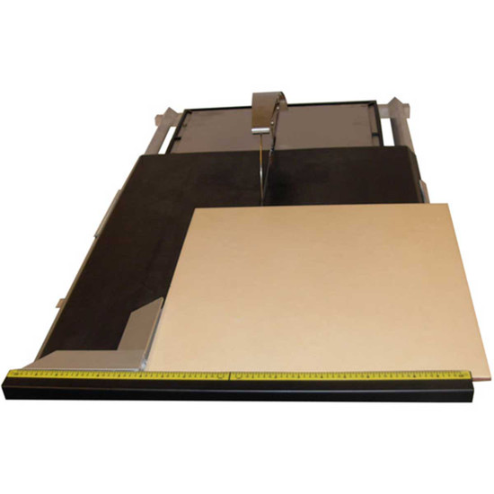 Revolution XT cutting tile with slide tray kit