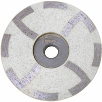 Diteq 4 inch Resin Filled Cup Wheel - Fine Grit