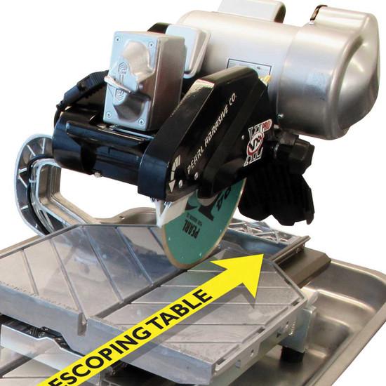 Pearl VX10.2XL Pro Tile Saw Table