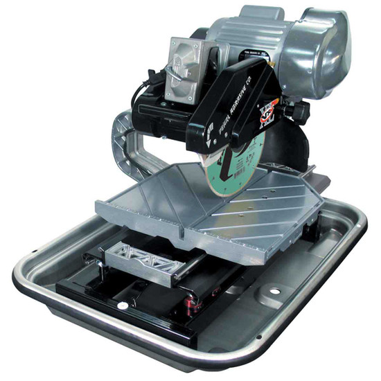 Pearl VX10.2XL Pro Tile Saw Rear